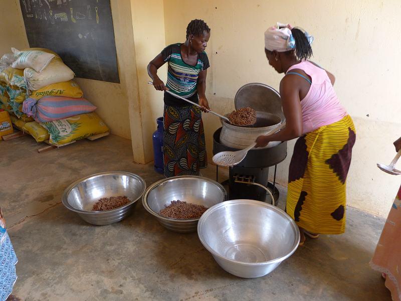Centro nutrizione per Mamme e Bambini